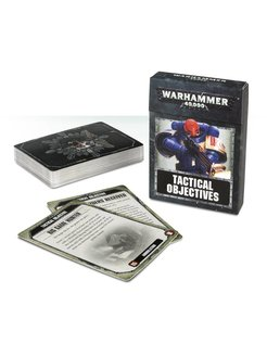 Wh40K: Tactical Objective Cards