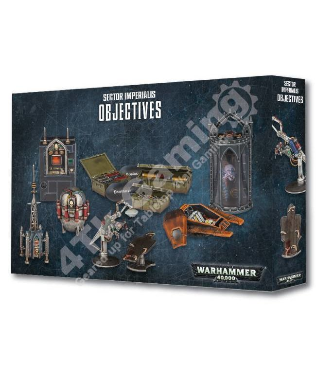 Games Workshop *Sector Imperialis: Objectives
