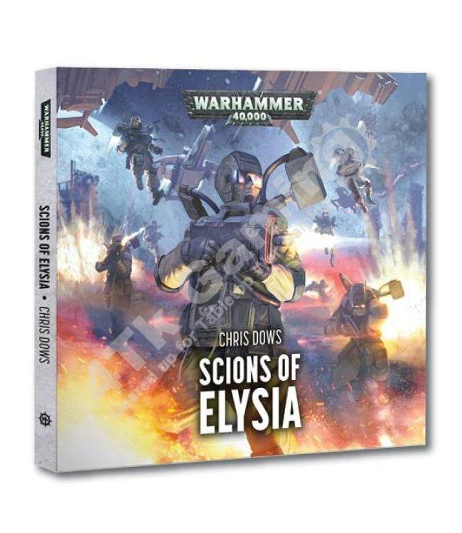Games Workshop Scions Of Elysia (Audiobook)
