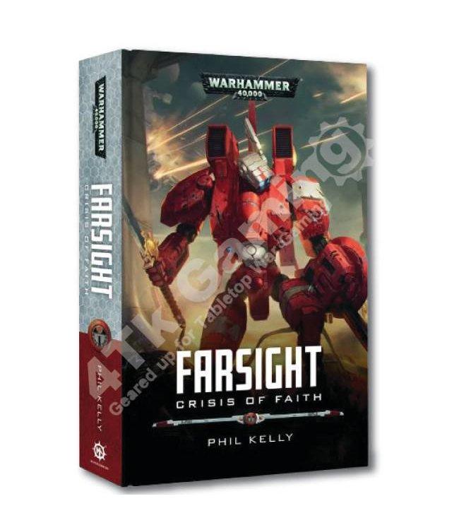 Games Workshop Farsight: Crisis Of Faith (Hb)
