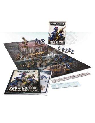 Games Workshop Warhammer 40000: Know No Fear