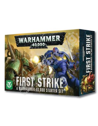 Games Workshop Warhammer 40000: First Strike