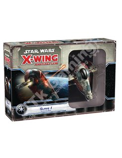 *Slave 1 Expansion Pack: X-Wing Mini Game