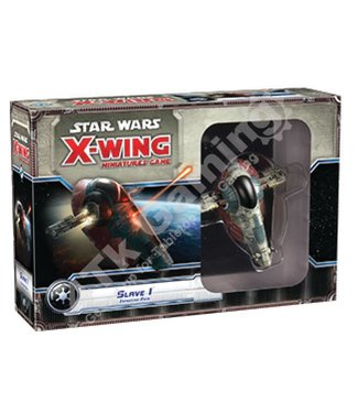 Star Wars X-Wing *Slave 1 Expansion Pack: X-Wing Mini Game