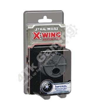 Star Wars X-Wing Imperial Maneuver Dial Upgrade Kit