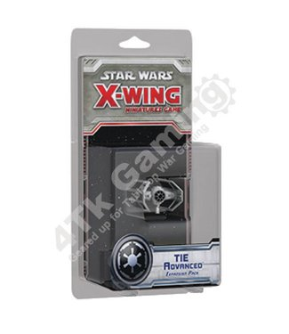 Star Wars X-Wing *TIE Advanced Expansion Pack