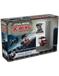 *Imperial Veterans Expansion Pack: X-Wing Mini Game