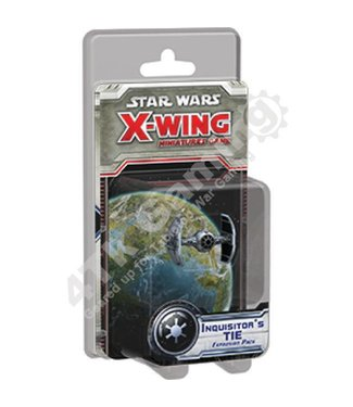 Star Wars X-Wing *Inquisitor's TIE Expansion Pack