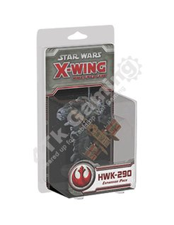 *HWK-290 Expansion Pack: X-Wing Mini Game