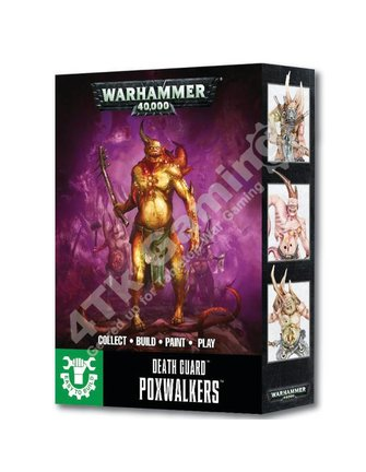 Games Workshop Easy To Build Death Guard Poxwalkers