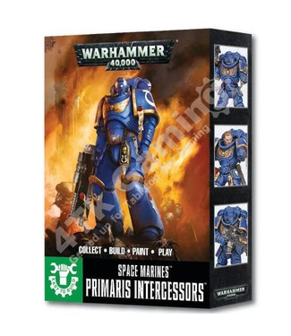 Warhammer 40000 Easy To Build S/M Primaris Intercessors