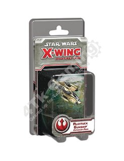 *Auzituck Gunship Expansion Pack: X-Wing Mini Game