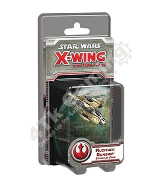 Star Wars X-Wing *Auzituck Gunship Expansion Pack: X-Wing Mini Game