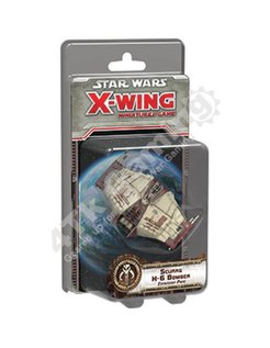 *Scurrg H-6 Bomber Expansion Pack: X-Wing Mini Game