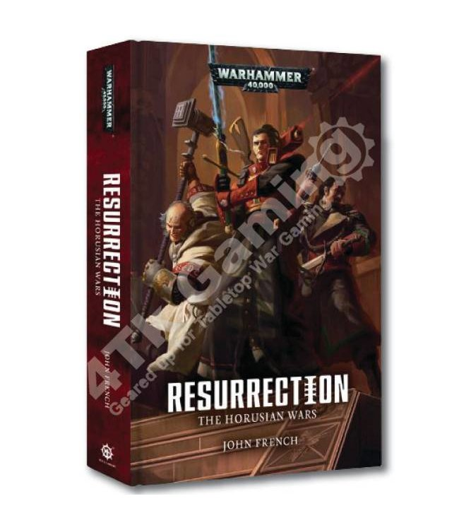 Games Workshop Resurrection: The Horusian Wars (Hb)