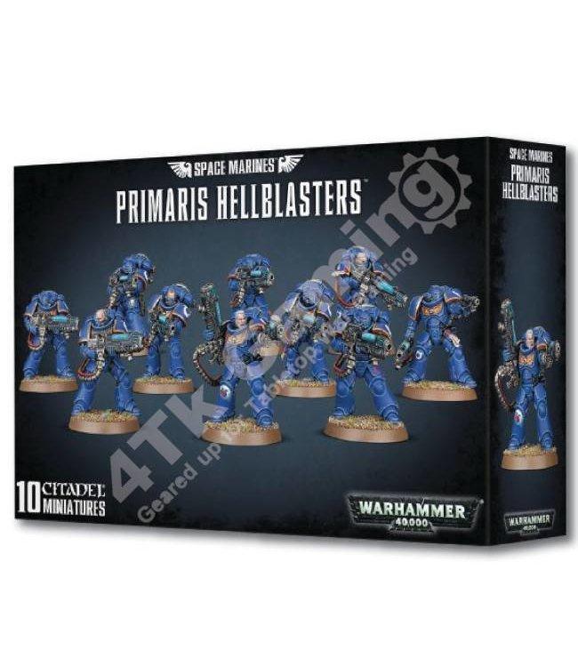 Games Workshop Space Marines Primaris Hellblasters