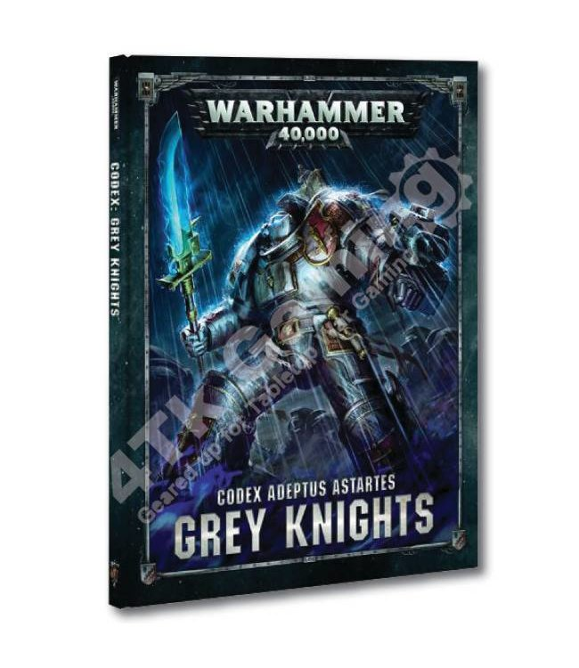 Games Workshop Codex: Grey Knights (Hb)
