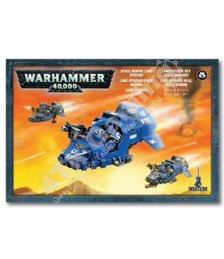 Games Workshop Space Marine Land Speeder