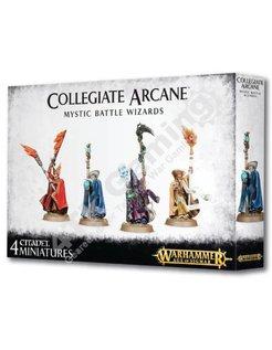 #Collegiate Arcane Mystic Battle Wizards