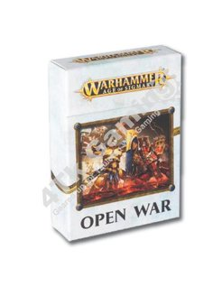 #Age Of Sigmar: Open War Cards