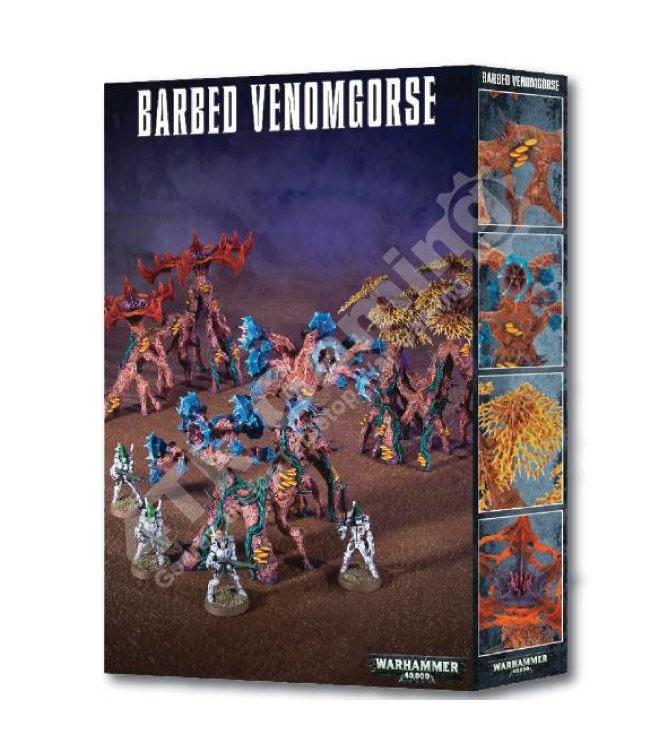 Games Workshop Deathworld: Barbed Venomgorse