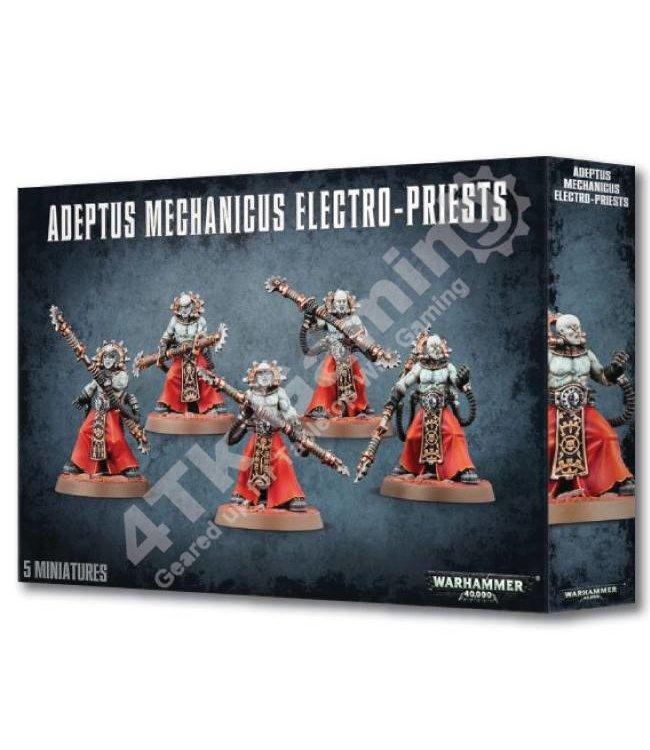 Games Workshop Adeptus Mechanicus Electro-Priests