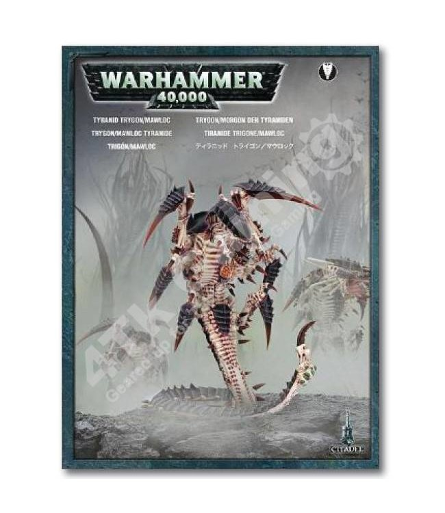 Games Workshop Tyranid Trygon/Mawloc
