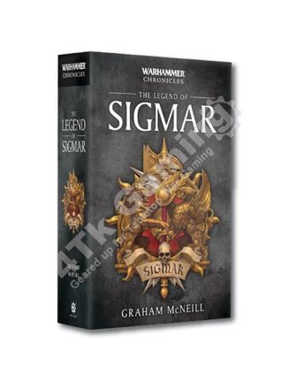 Age Of Sigmar Wh Chronicles: The Legend Of Sigmar (Pb)