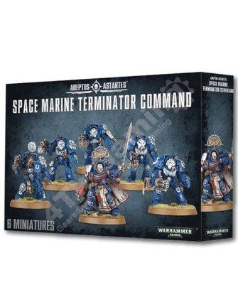 Games Workshop *Space Marine Terminator Command