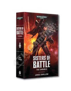 Sister of Battle: The Omnibus
