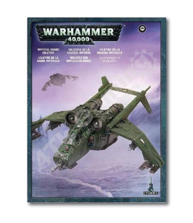 Games Workshop Astra Militarum Valkyrie