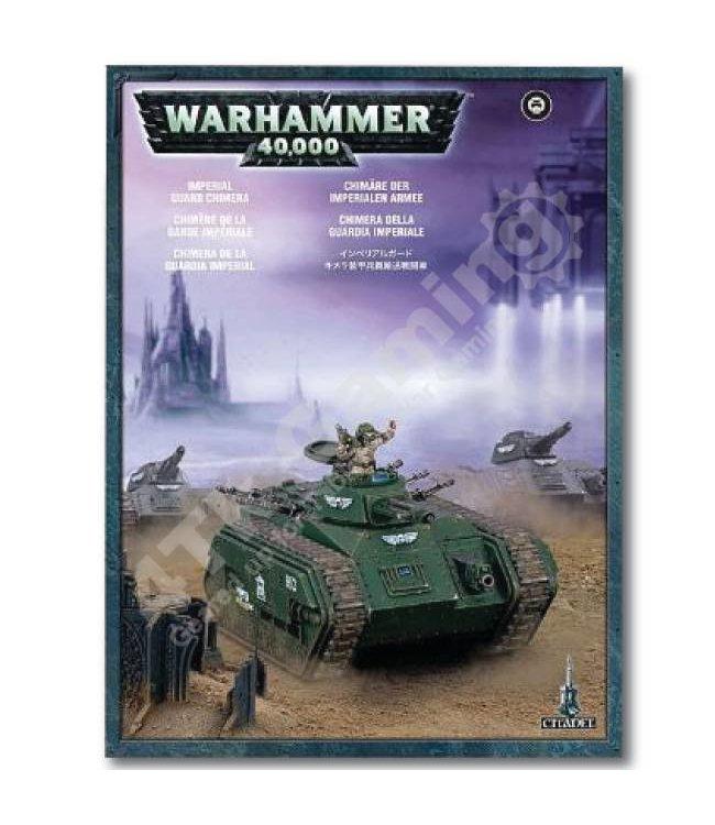Games Workshop Astra Militarum Chimera