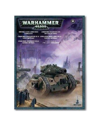 Games Workshop Astra Militarum Leman Russ Demolisher