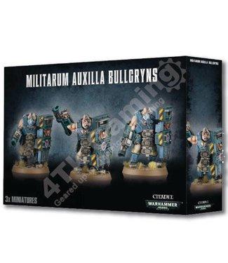 Games Workshop Militarum Auxilla Bullgryns
