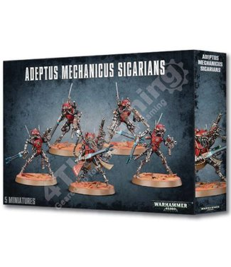 Games Workshop Adeptus Mechanicus Sicarians