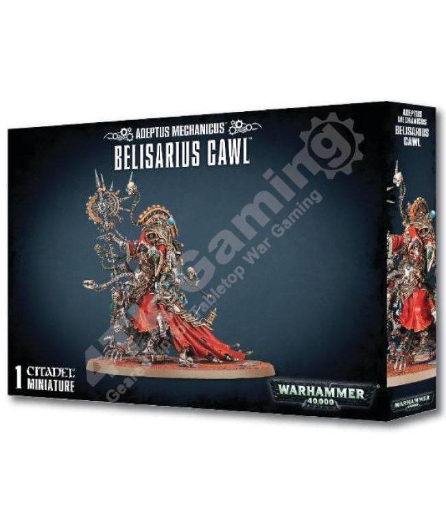 Games Workshop Adeptus Mechanicus: Belisarius Cawl