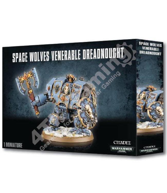 Games Workshop Space Wolves Venerable Dreadnought