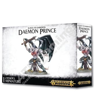 Warhammer 40000 Daemon Prince