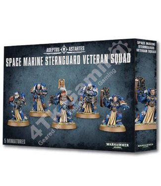 Games Workshop Space Marine Sternguard Veteran Squad