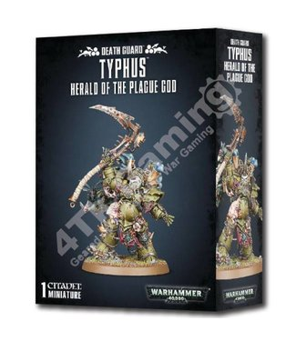 Games Workshop Typhus: Herald Of The Plague God