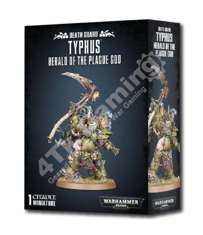 Games Workshop Typhus: Herald Of The Plague God