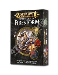 A.O.S: Season Of War: Firestorm