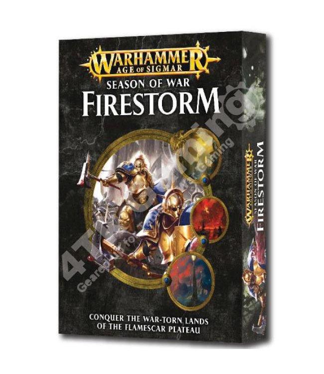 Age Of Sigmar A.O.S: Season Of War: Firestorm