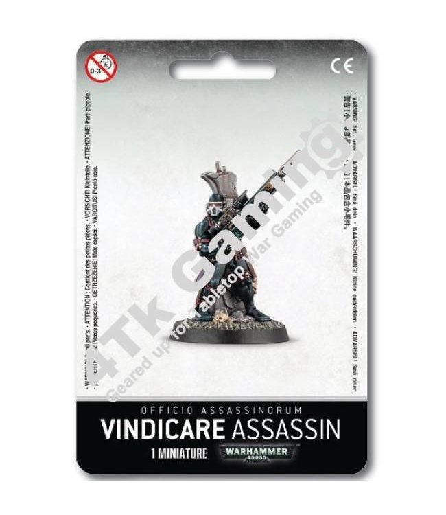 Games Workshop Officio Assassinorum Vindicare Assassin