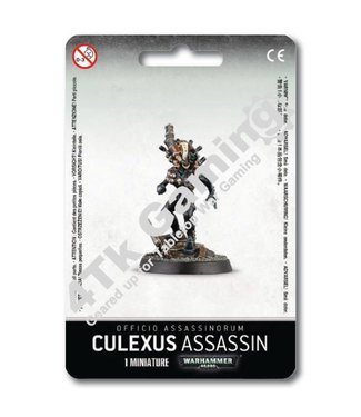 Games Workshop Officio Assassinorum Culexus Assassin
