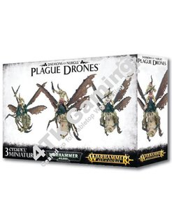 Chaos Daemons Plague Drones Of Nurgle