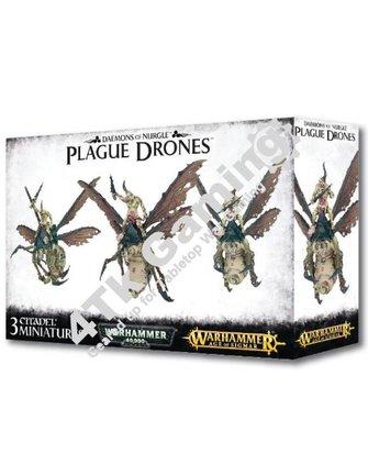 Games Workshop Chaos Daemons Plague Drones Of Nurgle