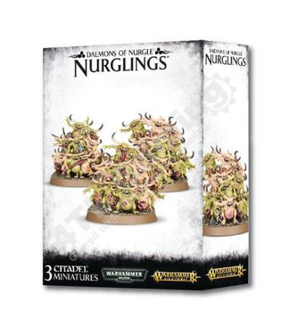 Games Workshop Nurglings
