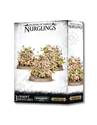 Games Workshop Nurglings