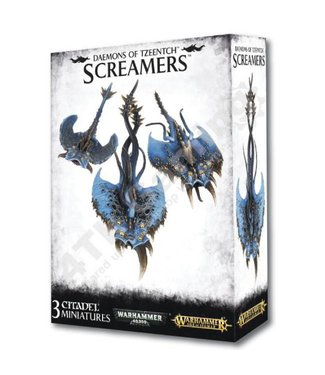 Games Workshop # Daemons Of Tzeentch Screamers